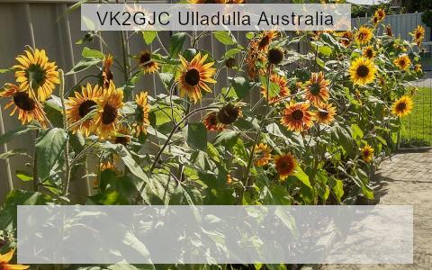 vk2gjc 70cm qsl card